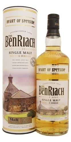 Whisky Benriach 'Heart of Speyside'